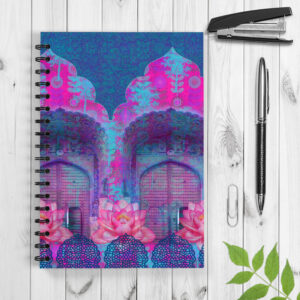 Rajasthani Door Wiro Notebook/NotePad