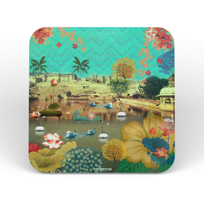 Cultural Trip Table Coasters - Set of 6