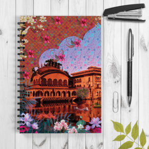 A5 Magnificent Heritage Deeg Palace Wiro Notebook