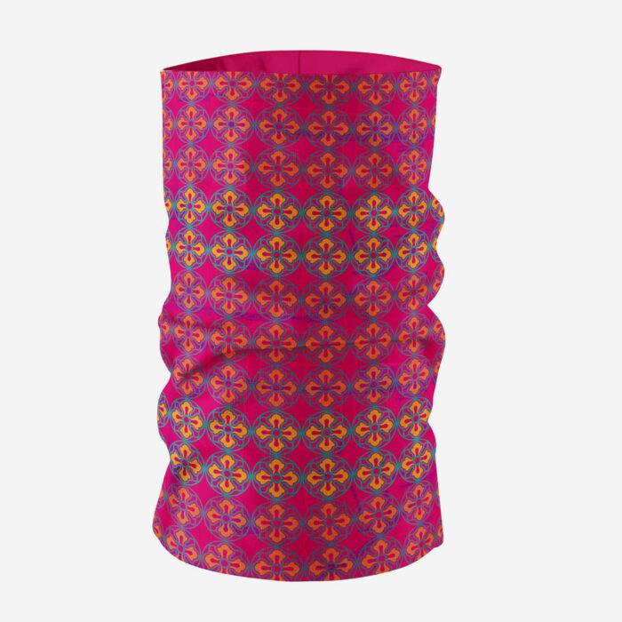 Sublime Flower Printed Unisex Bandana Mask/Neck Gaiter