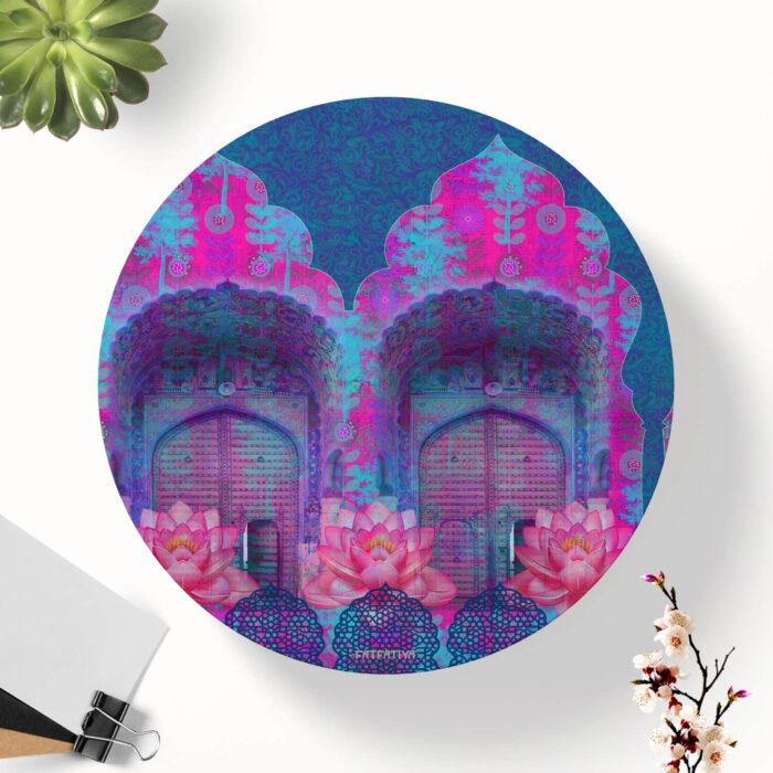 Haveli Doors MDF Table Coasters