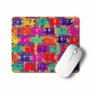 Pop Auto Rickshaws Mouse Pad