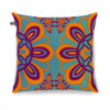 Dazzling Flower Motif Cushion Cover Set of 2