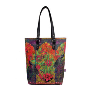 Two Gorgeous Peacock Classic Tote Bag