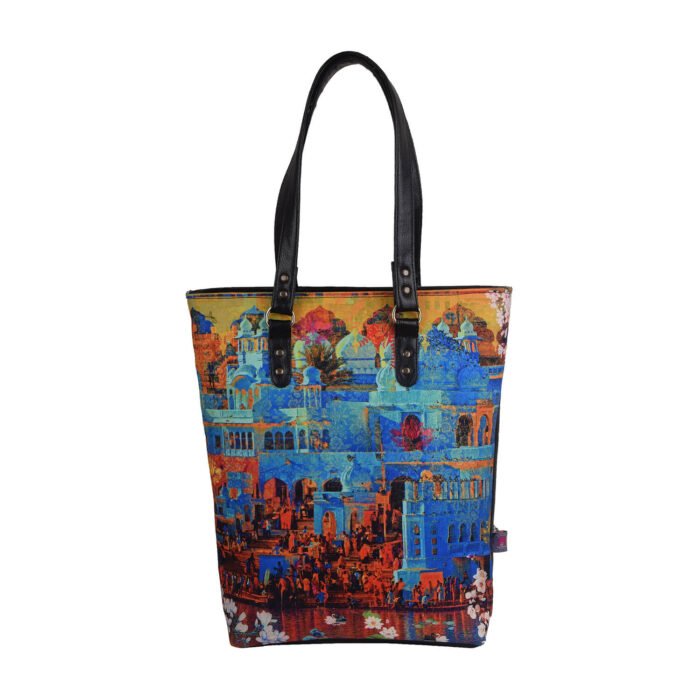 Pushkar Lake Classic Tote Bag