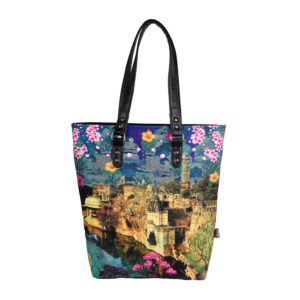 Beautiful Historical Fort Classic Tote Bag