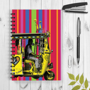 Pop Auto A5 Designer Wiro Notebook