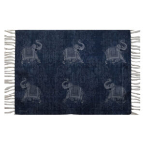 Grey Elephant Re-Cycled Polyester Rug