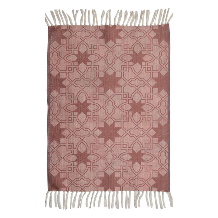 Rajasthani Jaali Re-Cycled Polyester Rug