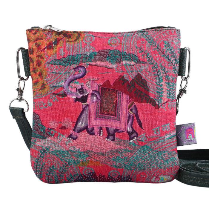 Buy Shekhawati Elephant Sling Bag