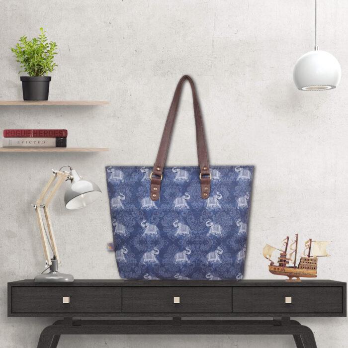 Jaipur Ele Designer Women's Tote Bag