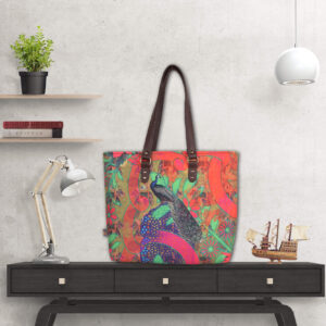 Designer Poly Canvas Tote Bag Online in India