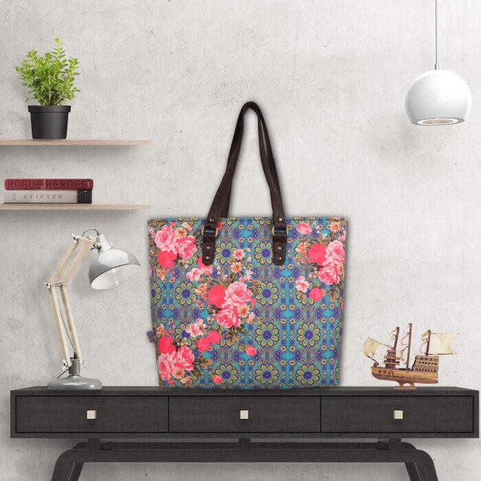 Designer Canvas Tote Bag at Best Price