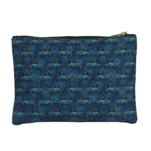 Vintage Car Multipurpose Pouch
