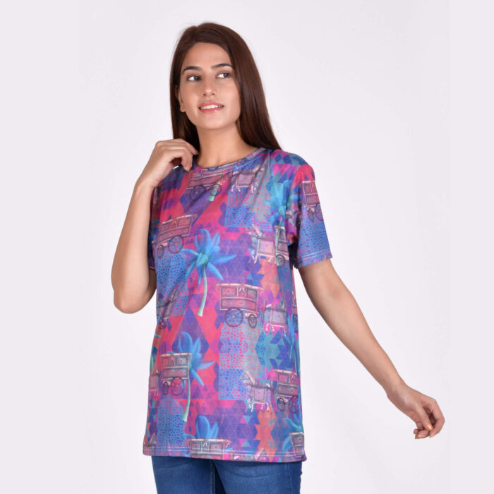 women-half-sleeve-top