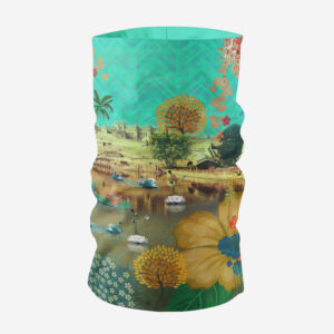 Beautiful Lakeside Printed Unisex Bandana Mask/Neck Gaiter