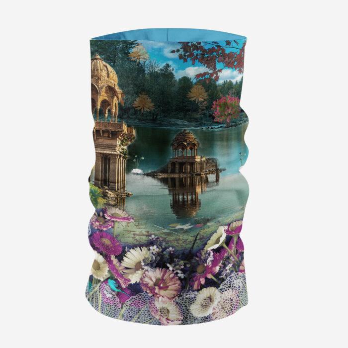 Beautiful Rajasthani Unisex Printed Bandana Mask