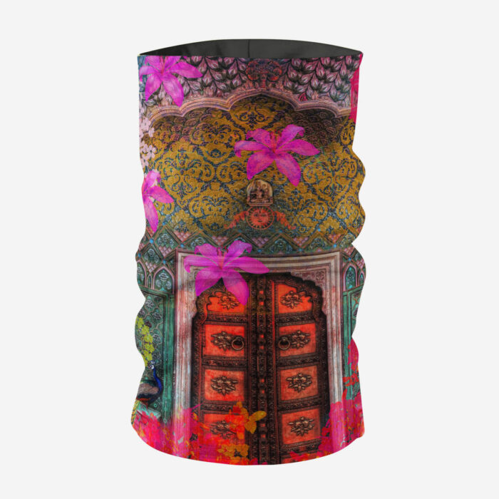 Royal Grace Designer Printed Unisex Neck Gaiter