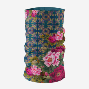Magnificent Flower Design Unisex Bandana Mask/Neck Gaiter
