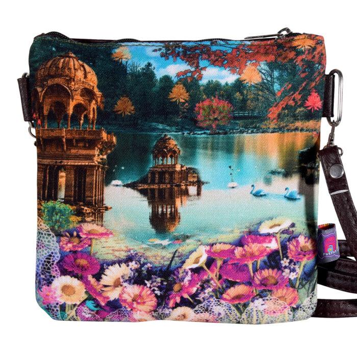 Gadisar Lake Small Sling Bag