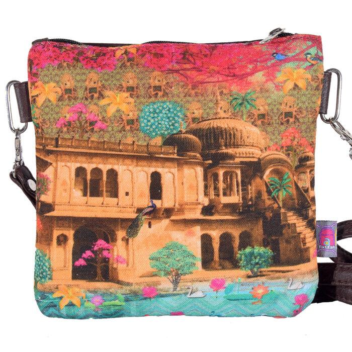 Buy Canvas Sling Bag Online