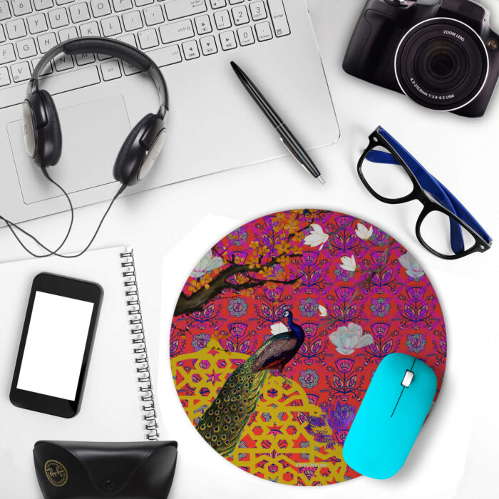 round-mouse-pad