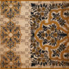 Printed Reversible Quilted Bedspread