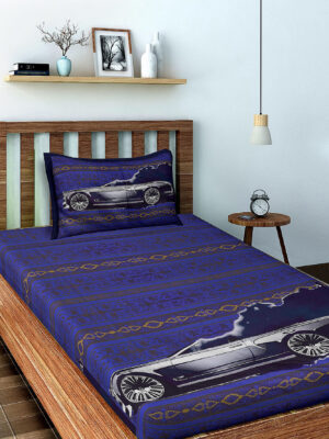 Buy Designer Bed Sheets Online in India