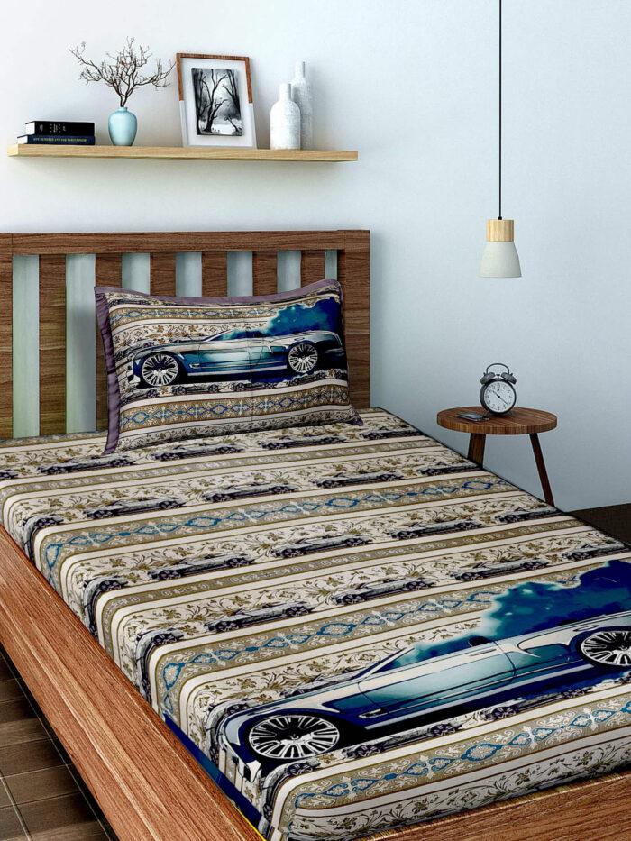 Shop Designer Single Bed Sheets Online