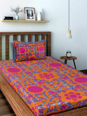 Buy Single Bed Sheet Online in Lowest Price