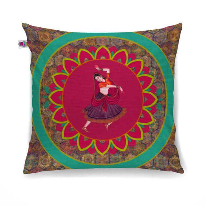 Buy Nritya Kala Cushion Cover Online