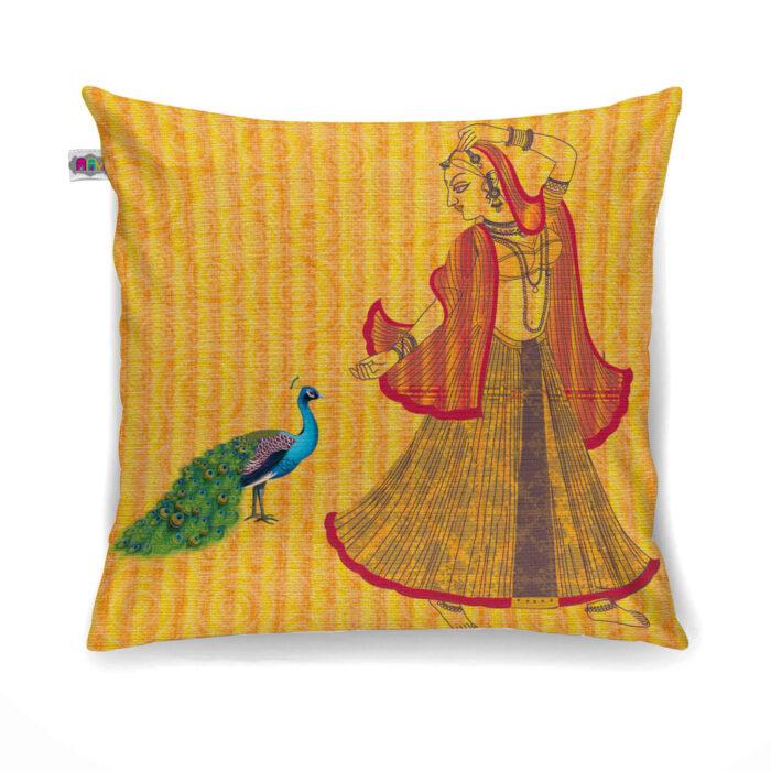 Buy Designer Sofa Cushion Cover Online